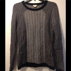 J Crew sweater - small wool blend